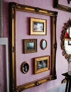 Cadre Pour Plusieurs Photos : 1001 id es originales de d co avec cadres vides cadres vides vide et cadres ~ Teatrodelosmanantiales.com Idées de Décoration