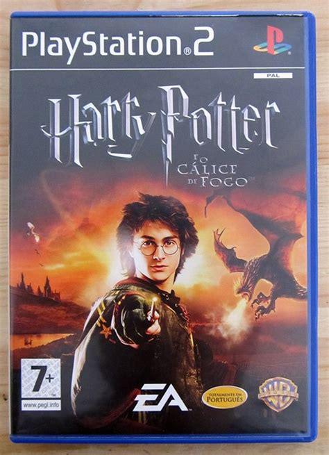 O nome de harry aparece, mesmo não tendo se inscrito, e ele precisa competir. Harry Potter e o Cálice de Fogo PS2 (Seminovo) - Play n' Play