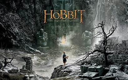 Lotr Hobbit Lord Fantasy Rings Smaug Desktop