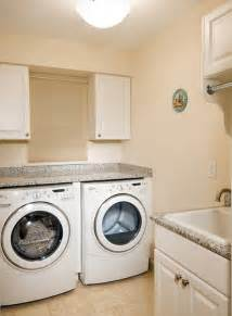 Compact Laundry Design Photo Gallery by 20 Small Laundry Room Makeovers With Small Space Solutions