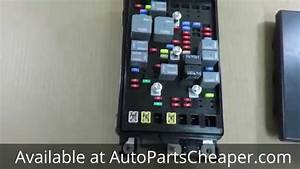 Fuse Box For 2006 Gmc Envoy