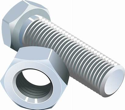 Bolt Nut Bolts Nuts Clipart Clip Screw