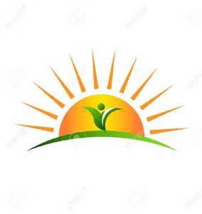 Logo Sunrise Clip Art