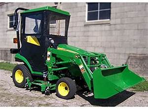 John Deere 1023e 1025r 1026r Compact Service Repair Manual