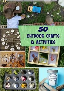 Outdoor Games  Crafts  U0026 Nature Activities For Kids
