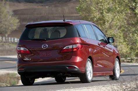 mazda van new 2012 mazda5 minivan priced from 19 990