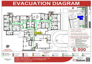 Where Do You Need To Display Evacuation Diagrams   U2014 Safety