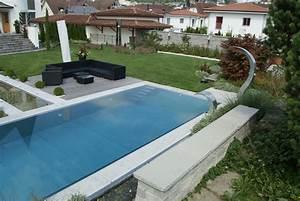 Schwimmbad Garten Kosten : pool chromstahl pool edelstahlpool swimmingpool chrom line pool ~ Markanthonyermac.com Haus und Dekorationen