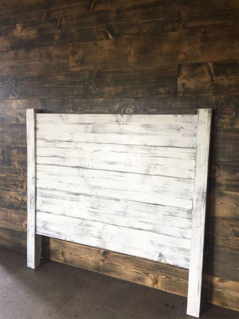 shiplap headboard queen headboard wood headboard