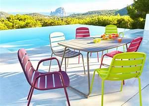 Salon De Jardin Gifi 2018 : salon de jardin de couleur id es de d coration ~ Melissatoandfro.com Idées de Décoration