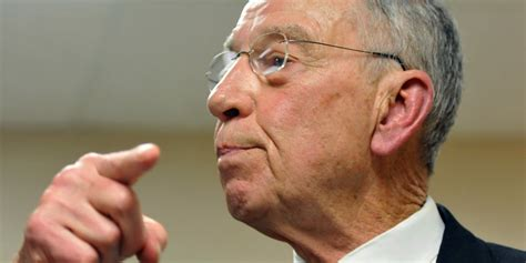 Chuck Grassley has roasted The History Channel for years