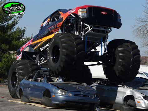 bigfoot electric monster truck bigfoot monster truck goes electric techautos