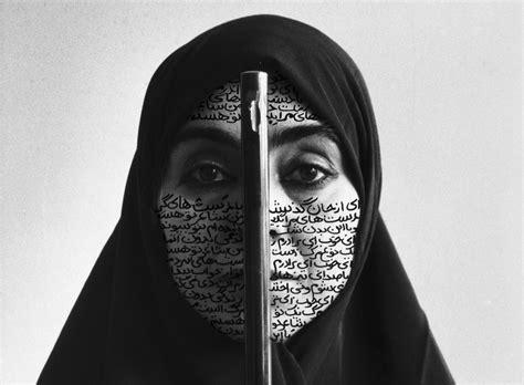 shirin neshat signs journal  women  culture  society