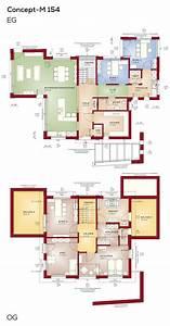 Grundriss Haus Mit Erker : grundrisse einfamilienhaus modern mit b ro anbau und erker 6 zimmer 220 qm wohnfl che ~ Indierocktalk.com Haus und Dekorationen