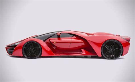 Top Gear Ferrari F80 Supercar Concept