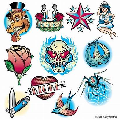 Clipart Tattoo Clip Designs Tattoos Lucky Personal