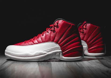 Air Jordan 12 Gym Red Release Date And Price Sneakernewscom