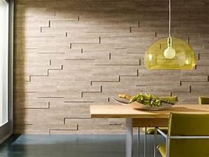 Panneau Isolant Decoratif : panneau bois interieur decoratif ~ Premium-room.com Idées de Décoration