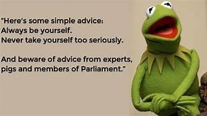 Kermit Quotes