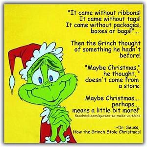 Grinch | Tales From A Hungry Life