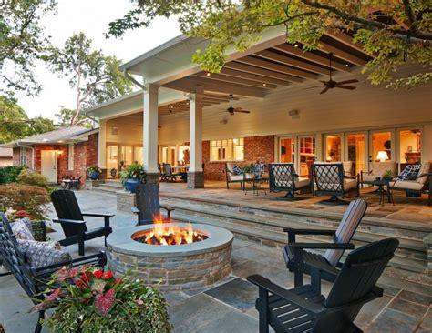 Cool Backyard Patios by 18 Backyard Patio Designs Ideas Design Trends