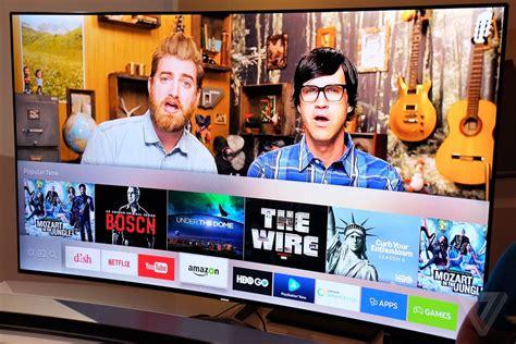 samsung  adding  obtrusive ads    smart tv