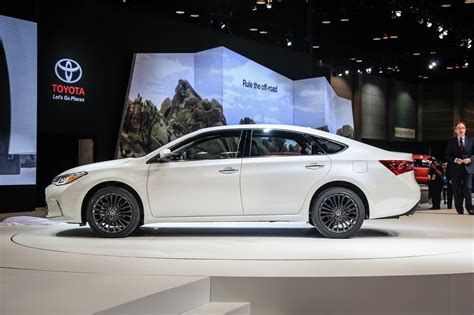 2018 Toyota Avalon Review And Rating Motor Trend