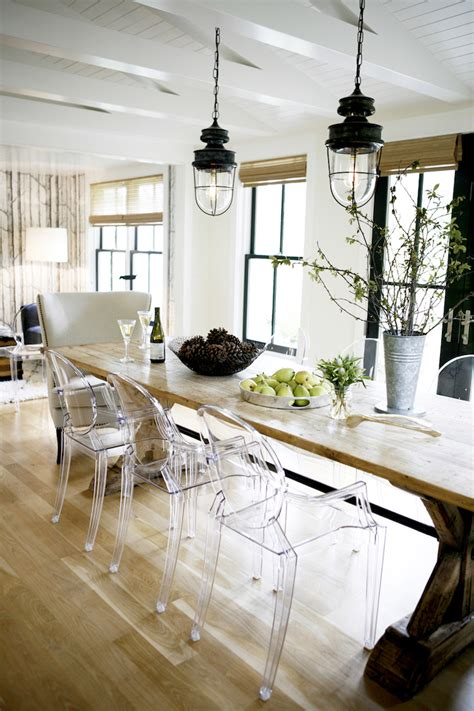 ghost chairs with wood table ghost chairs wedding trend ghost chairs pretty design