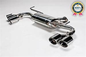 Dual Exhaust System For Hyundai 2016 2017 2018 Tucson    Tl