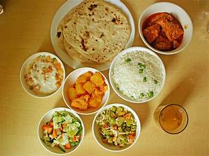 New Year Goals Choosing Healthy Indian Food For Your