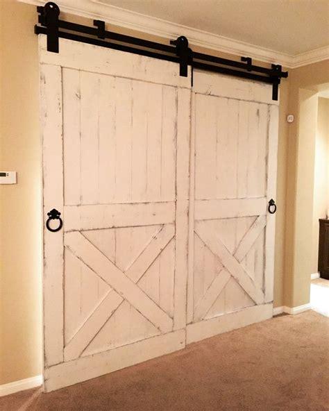 distressed barn door best 25 distressed doors ideas on barn door
