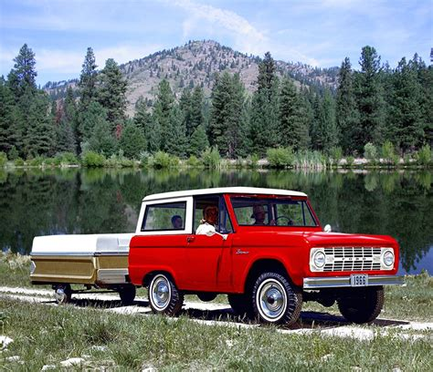 awesome car pic  ford bronco road trip  octane