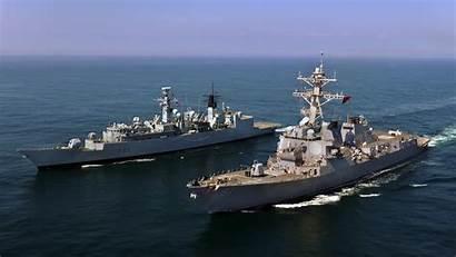 Hms Churchill Winston Navy Uss Ddg Cumberland