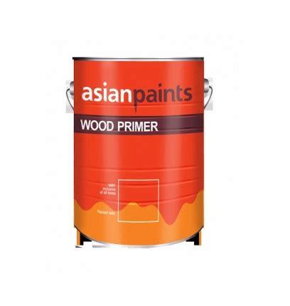 buildmantra wood primer asian paints 10 litre