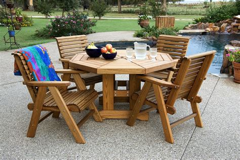 Outdoor Tables For Sale by Outdoor Furniture Wood Picnic Table Sets For Sale In