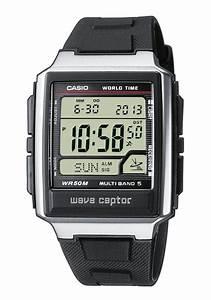 Radio Controlled Uhr Bedienungsanleitung : casio wave ceptor mens radio controlled watch wv 59e 1avef nur ~ Watch28wear.com Haus und Dekorationen