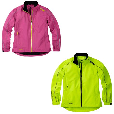 waterproof winter cycling jacket madison womens protec commuting road bike winter cycling