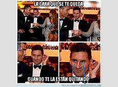 #Meme Messi versus Christiano Ronaldo — FMDOS