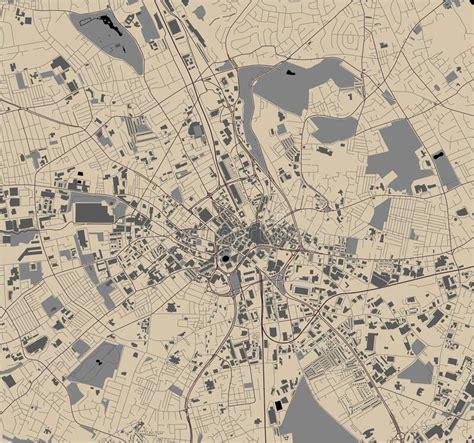 Bradford map location stock vector. Illustration of ...