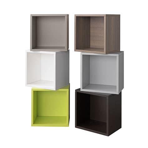 Cubo per arredo in legno vari colori design Libera