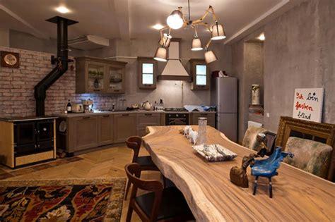 transformer cuisine rustique cuisine moderne 12 concepts de cuisine moderne vus par des designers