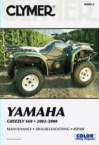 Yamaha Grizzly 660 2002