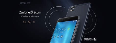 The Asus Zenfone 3 Zoom Is Now Available For Pre-order