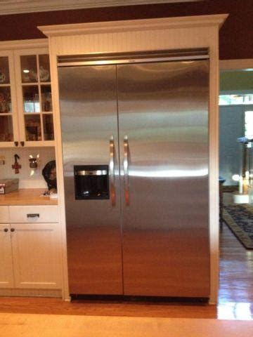 viking built    stainless steel refrigerator  sale  dade city florida classified