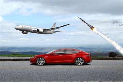 we have electric cars but will we have electric rockets