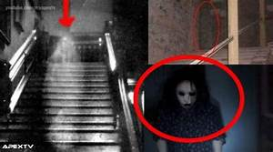 10 Ghost Sightings Caught On Tape | Paranormal