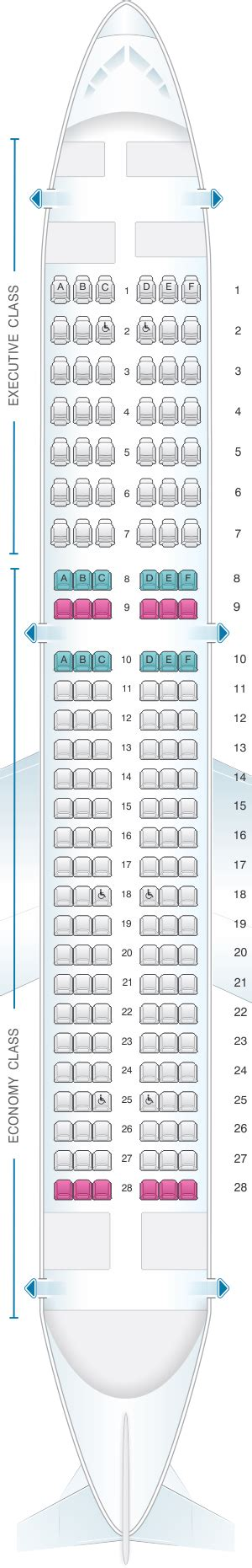 airbus a320 sieges plan de cabine tap portugal airbus a320 seatmaestro fr