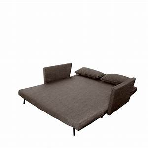 canape convertible 3 places design tissu george by drawer With tapis berbere avec canapé convertible italien design