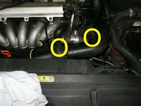 cam seal replacement rear  volvo  glt volvo