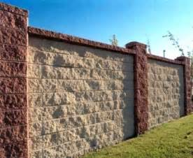 Masonry Block Wall Design  Design Ideas